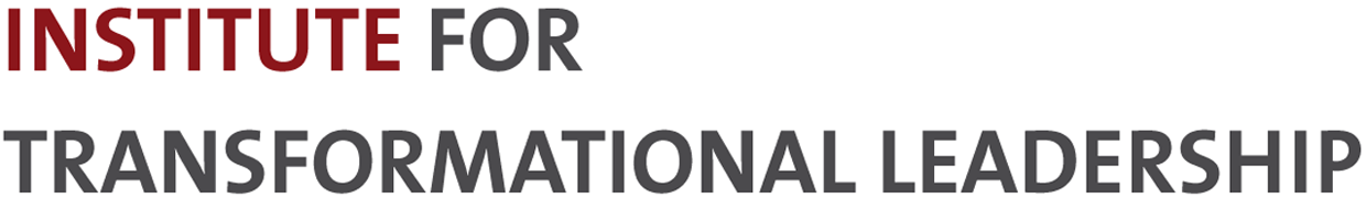 Logo Institute for Transformational Leadership